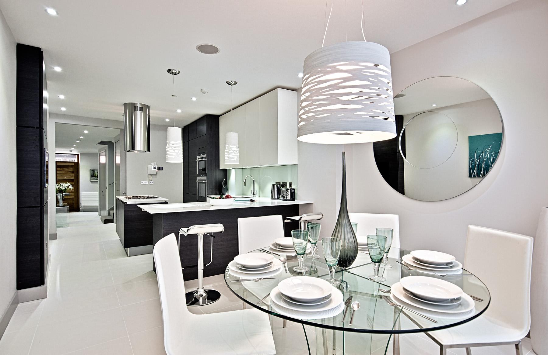 Furnishing interior design garton jones for Design services london