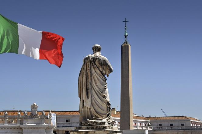 Rome Flag Large