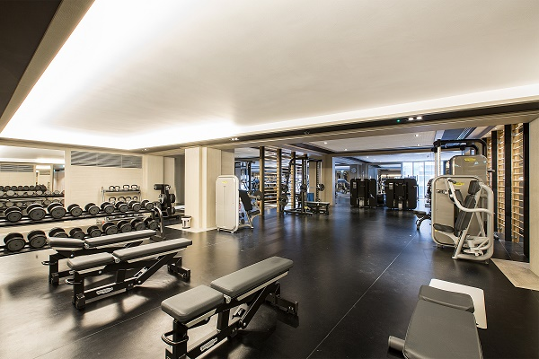 Gym at Embassy