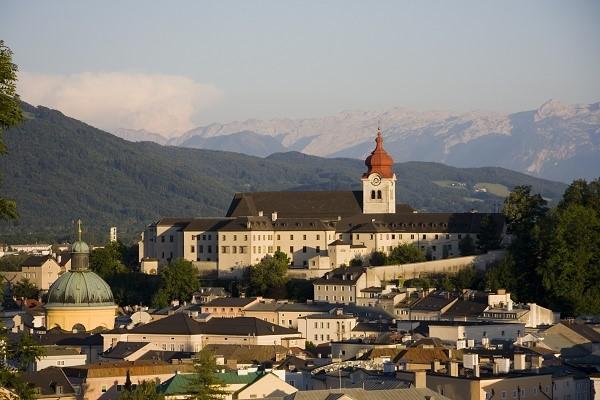 Salzburg Abbey