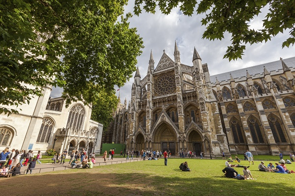 Westminster Abbey small